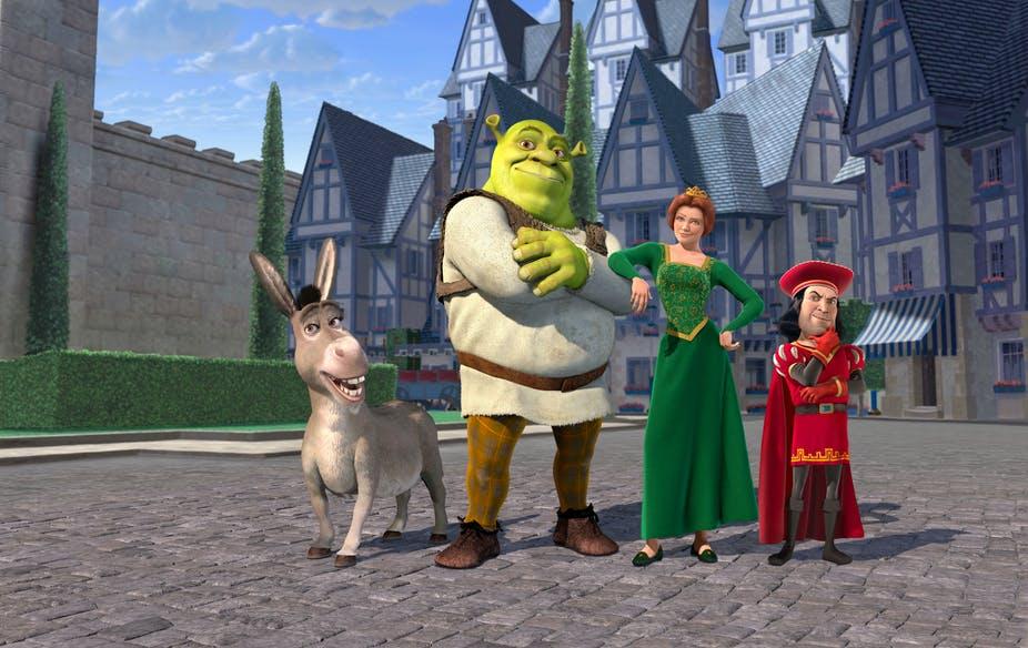 Shrek di Usia 20 Merayakan Merek Unik Mengenai Film Anarki Animasi dan Ketidaksopanan Sinis